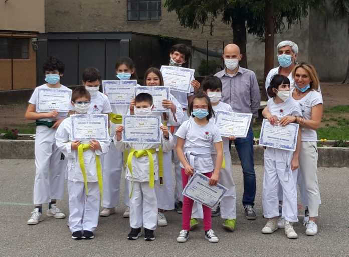 dinamic karate esami 2021