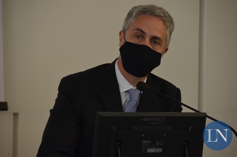Marco Canzi, presidente di Acsm-Agam