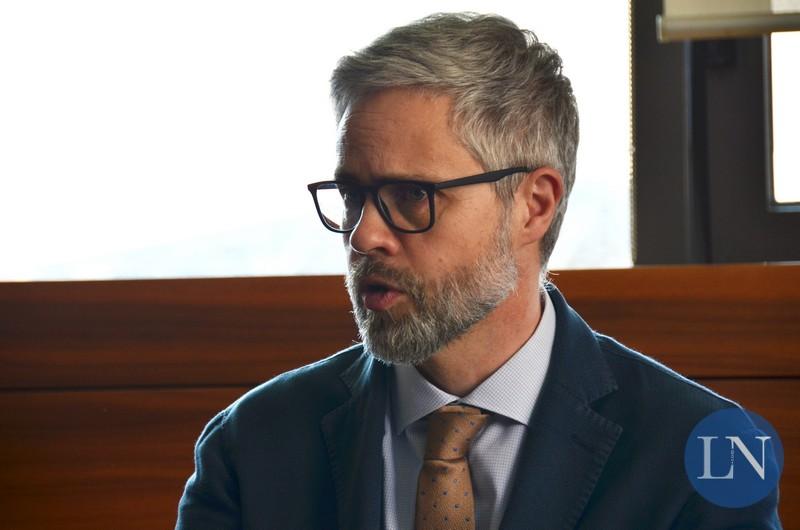 Marco Canzi, presidente di Acsm Agam