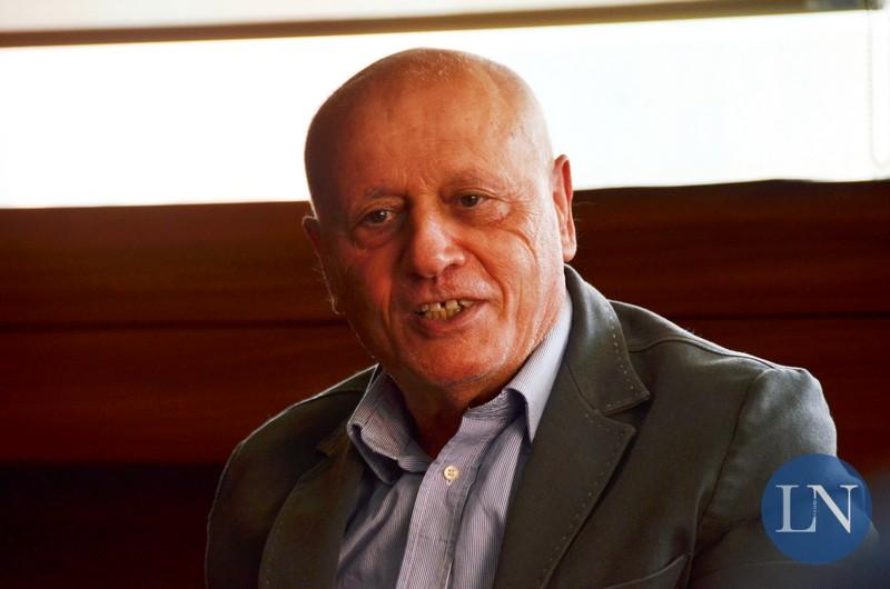 Virginio Colombo, sindaco di Ello