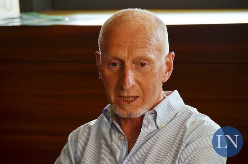 Ettore Anghileri, vice sindaco di Colle Brianza