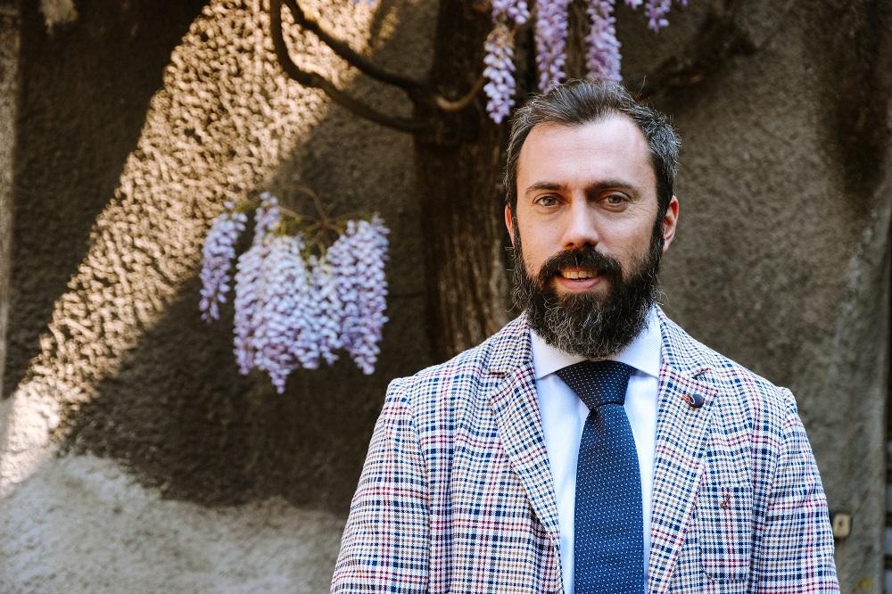 L'assessore Giovanni Cattaneo