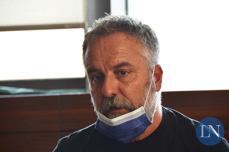 Michele Losi, direttore artistico de Il giardino delle esperidi