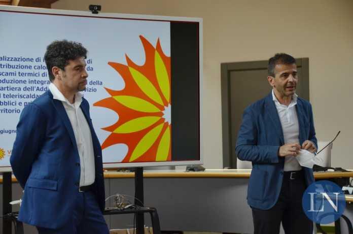 Fabio Fidanza e Giovanni Chighine di Varese Risorse