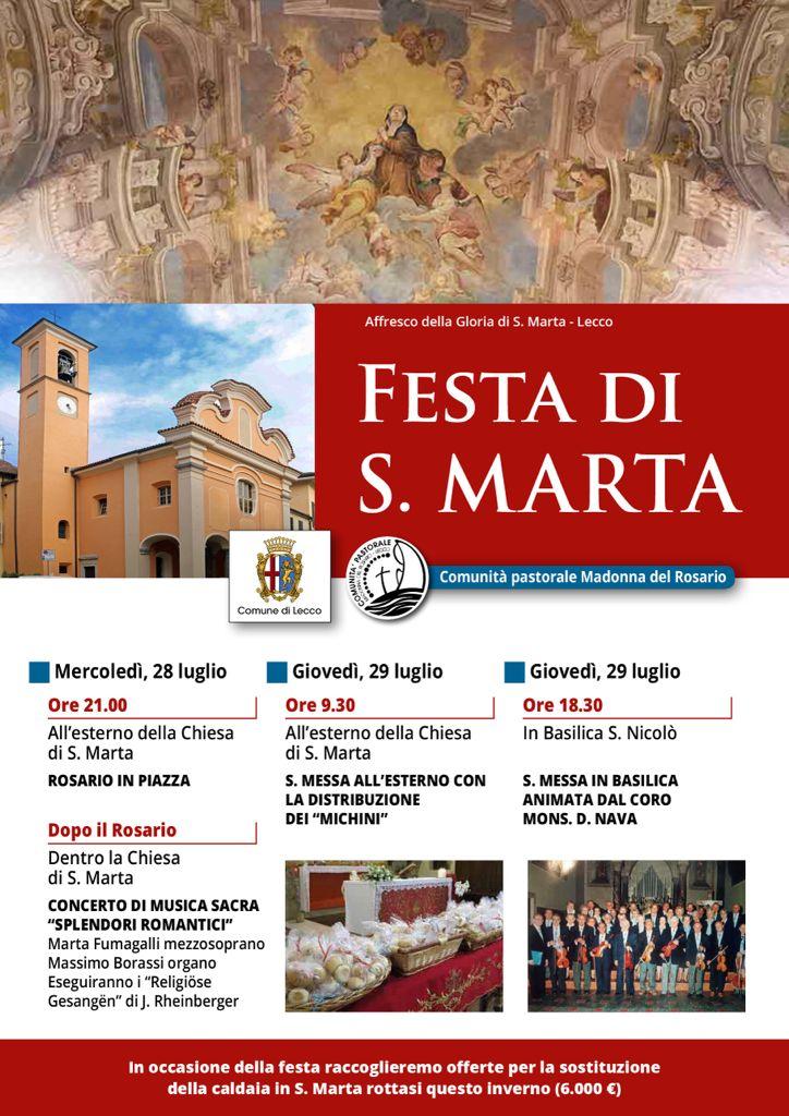 Festa di Santa Marta