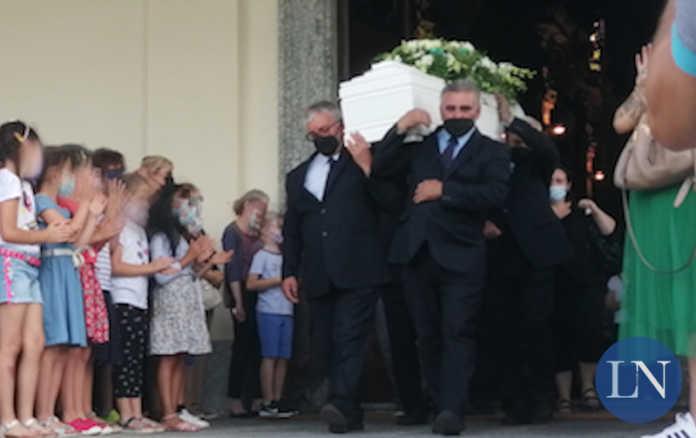 Funerale Andrea Casiraghi