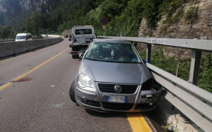 Incidente super tra Lecco e Abbadia