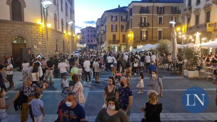 notte bianca lecco 2021