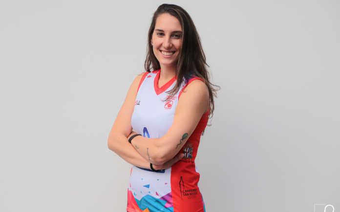 Monica Rettani (Foto De Cani / Picco Lecco)