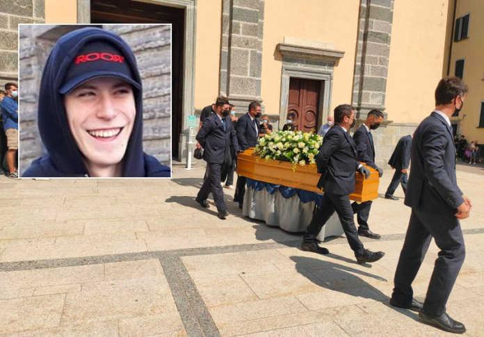Lorenzo Arosio funerale