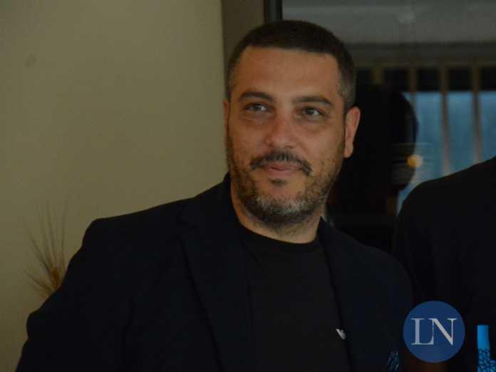 Il Direttore Sportivo Domenico Fracchiolla