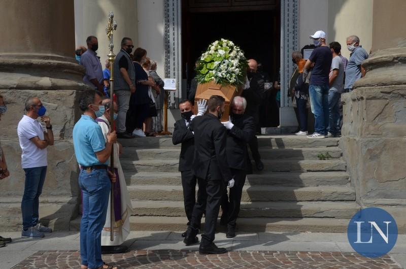 Funerale Tiziana Esposito