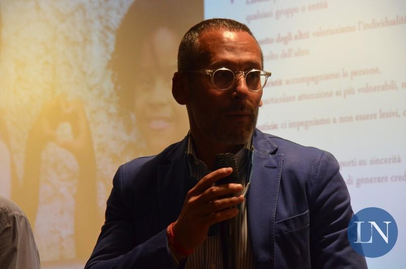 Il consigliere regionale Mauro Piazza