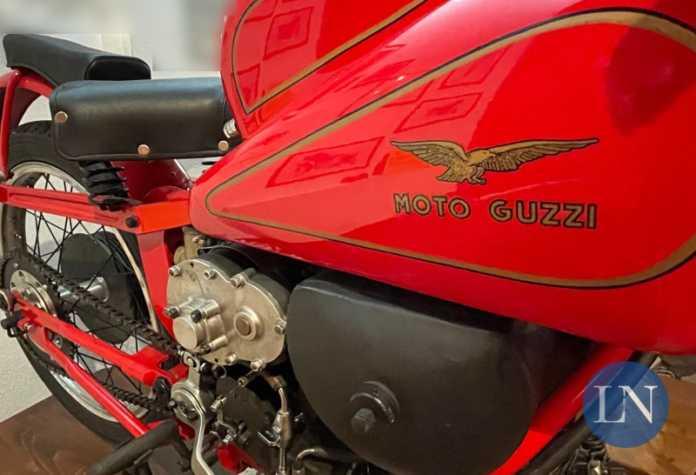 Moto Guzzi collezione Frigerio