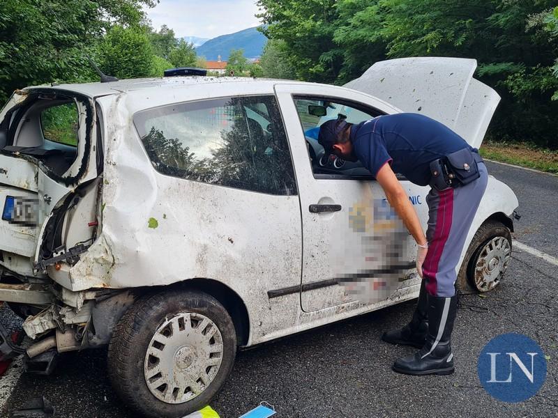L'incidente avvenuto a Sirone