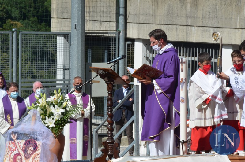 Funerale Don Graziano Gianola Premana 16 luglio 2021