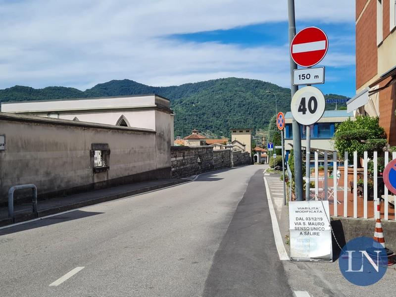 Via San Mauro a Vercurago