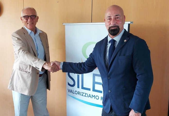 Domenico Salvadore (Silea) e Marco Bandini (Anaci)
