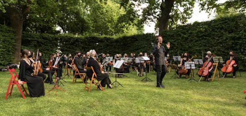 L'orchestra Agnesi