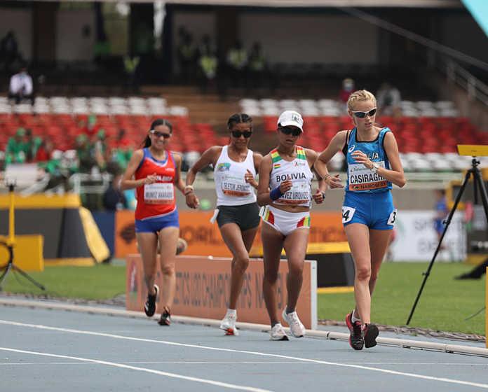 Martina Casiraghi (Foto Colombo/Fidal)