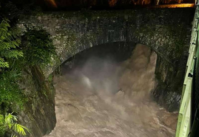 Pioverna a Bellano