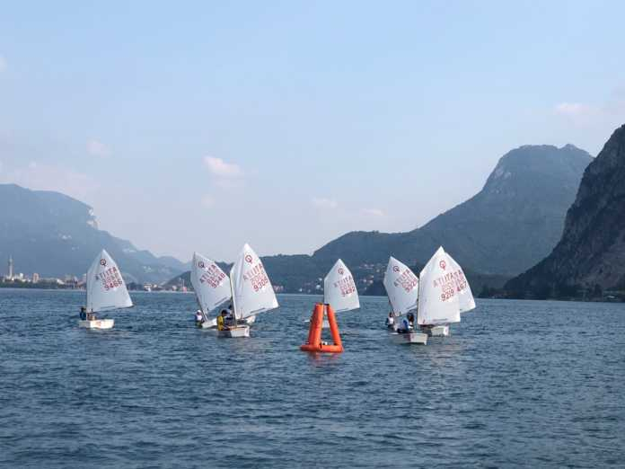 Vela Lega Navale Italiana sezione Mandello