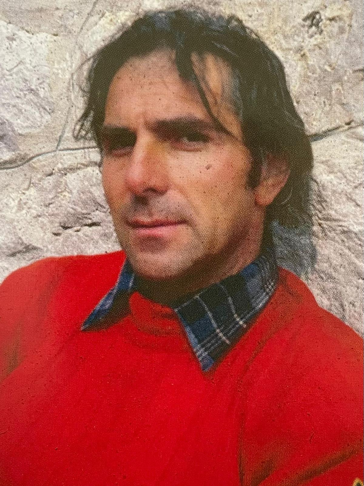 Un giovanissimo Don Agostino Butturini