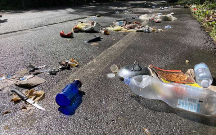 rifiuti ballabio-resinelli