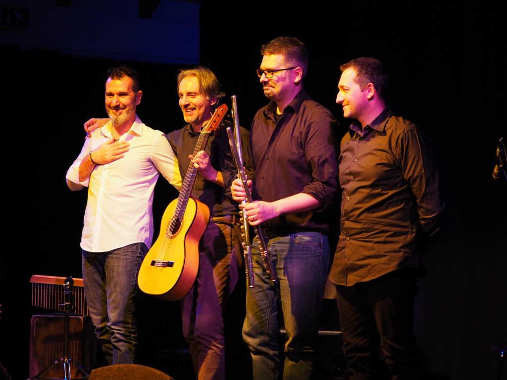 Livio Gianola Quartett