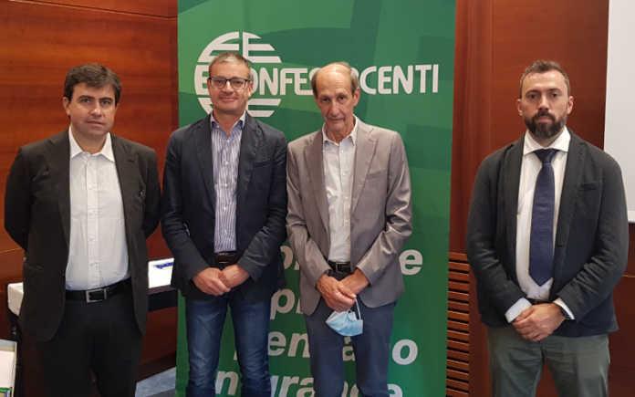 Lionello Bazzi confermato alla presidenza di Confesercenti Lecco