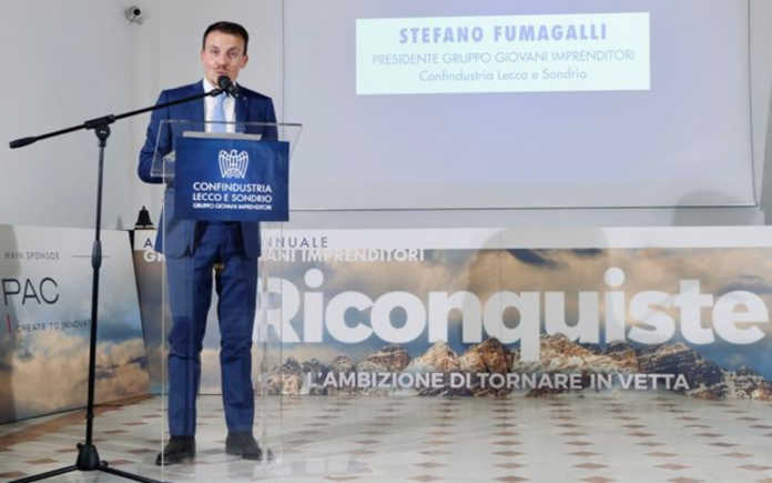 Stefano Fumagalli Confindustria