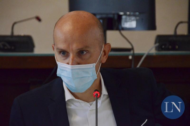 L'assessore Emanuele Torri