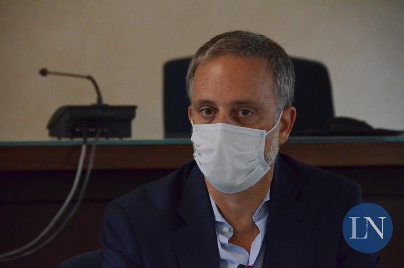 L'Amministratore Delegato Synlab Italia Andrea Buratti
