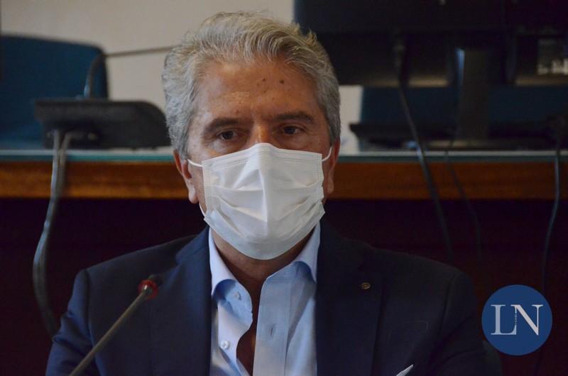 Il direttore sanitario Franco Ruffa