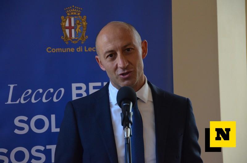 Il sindaco Mauro Gattinoni